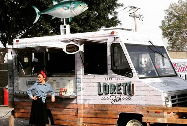 FOODTRUCK LORETO FISH