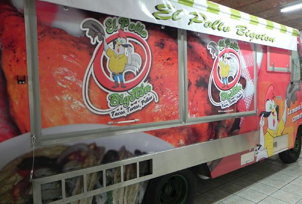 FOODTRUCK EL POLLO BIGOTON